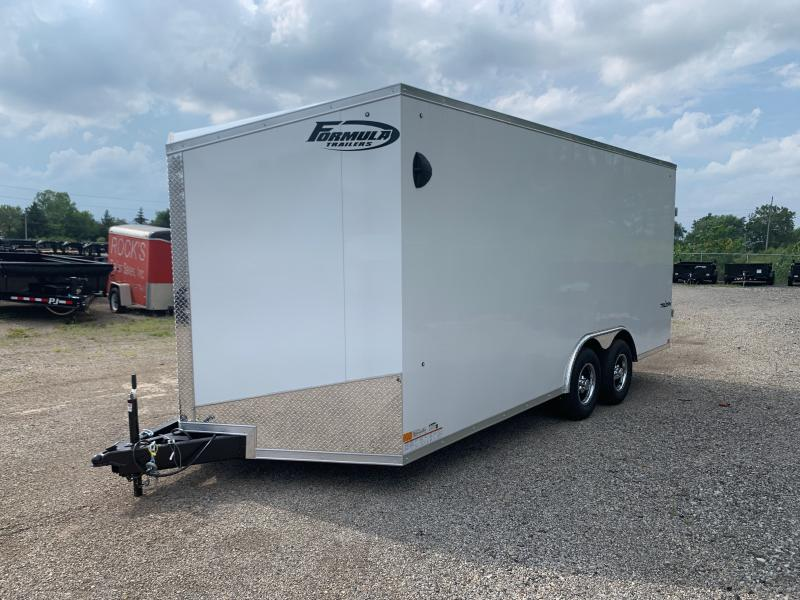 2022 Formula Trailers TRIUMPH 18 FT ENCLOSED CARGO WITH 9990 GVWR