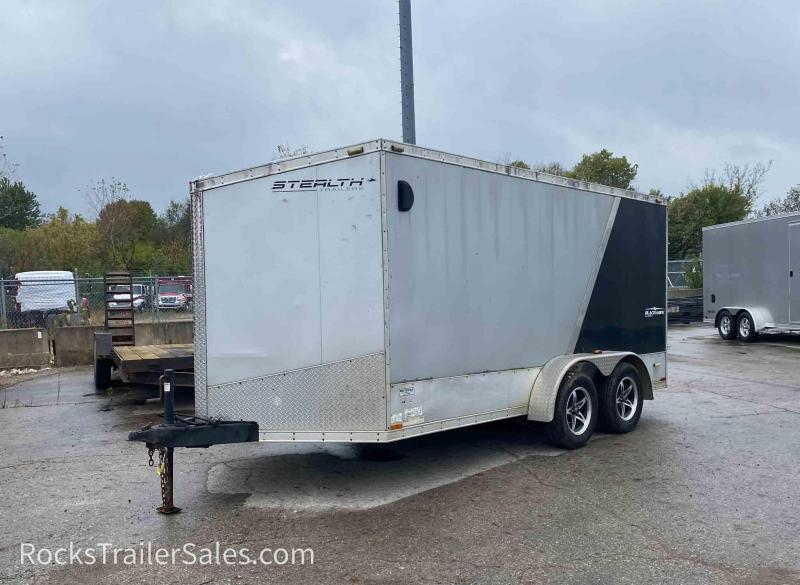 2010 Stealth Trailers 7 X 14 USED CARGO