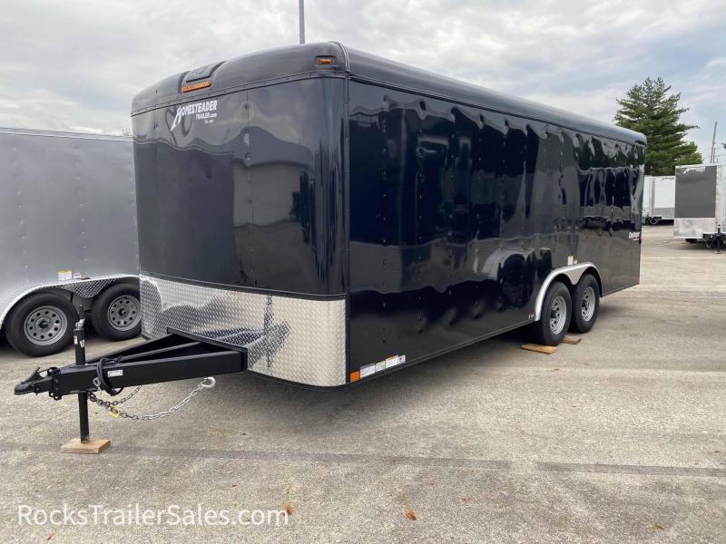 2021 Homesteader Trailers CHALLENGER 8.5 X 20 FT ENCLOSED CAR HAULER