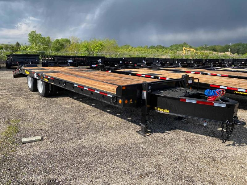 2021 Winston 20 TON 22 FT DECK OVER WITH 5 FT DOVETAIL