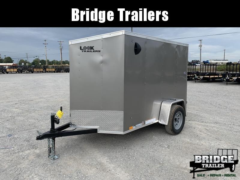 2022 Look Trailers STLC5X8SI2 (5' X 8') Enclosed Cargo Trailer