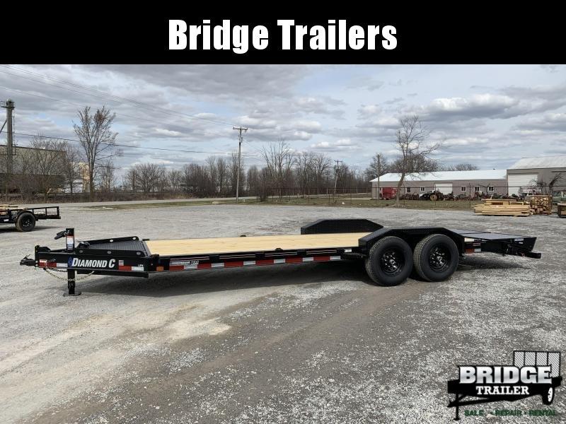 "2021 Diamond C Trailers LPX207L 22' X 82"" MR Equipment Trailer"