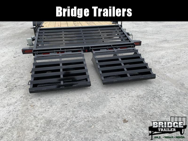 2022 Big Tex Trailers 14ET-20BK-MR Equipment Trailer