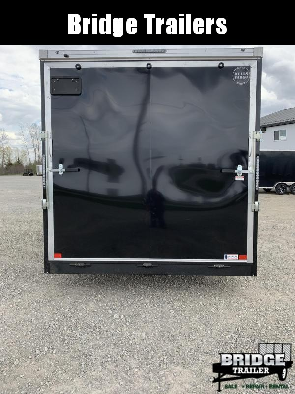 2021 Wells Cargo RFV8516T3 8.5' x 16' Enclosed Cargo Trailer