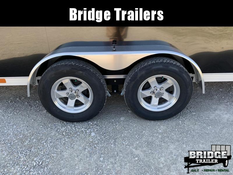2022 NEO Trailers NAS287TR6 (7' X 28') Snowmobile Trailer