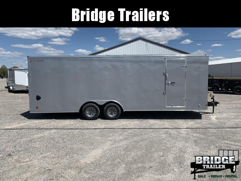 2021 Wells Cargo FT8524T3-D (8.5' X 24') Enclosed Cargo Trailer