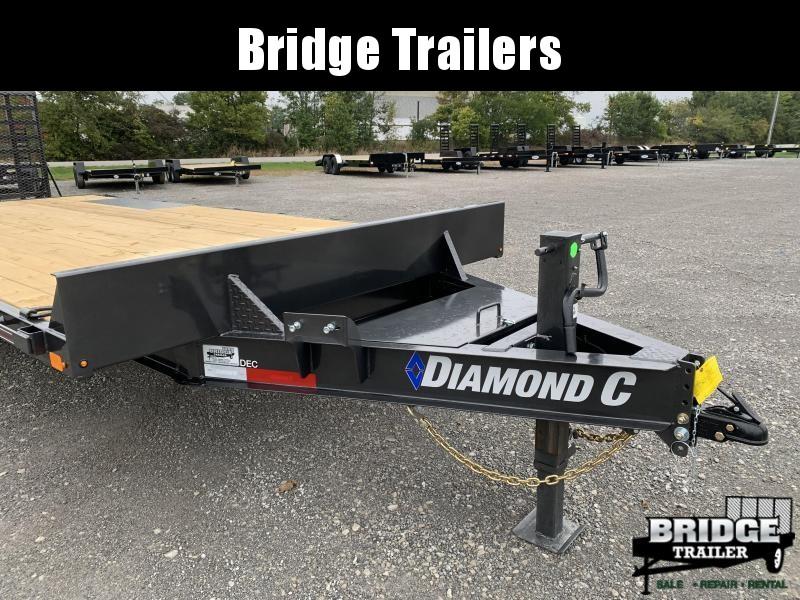 "2022 Diamond C Trailers DEC207L22X102 (22' X 102"") Equipment Trailer"