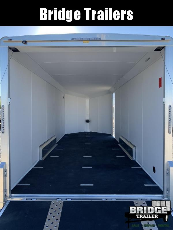 2022 NEO Trailers NAM2075TR (7.5' X 20') Motorcycle Trailer