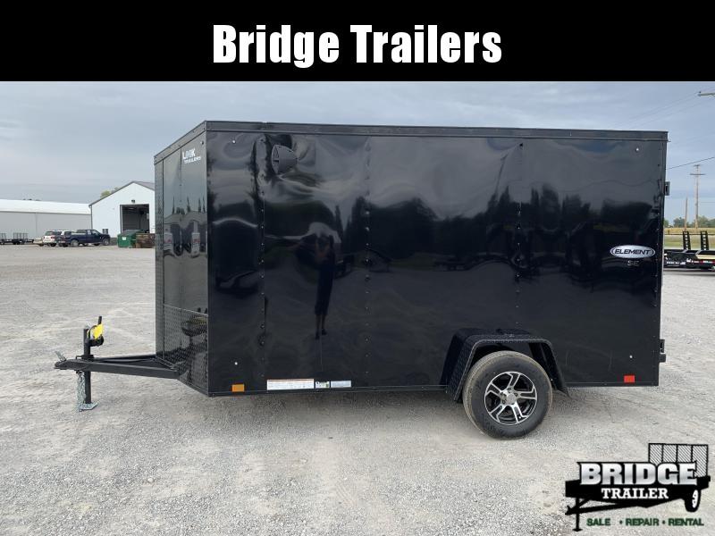"2022 Look Trailers LSCBB6.0X12SI2FF (6' X 12"") Enclosed Cargo Trailer"