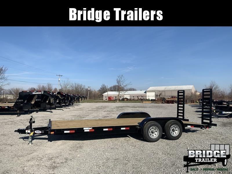 2021 AMO A9920CE - 20' 10000 lb Equipment Trailer