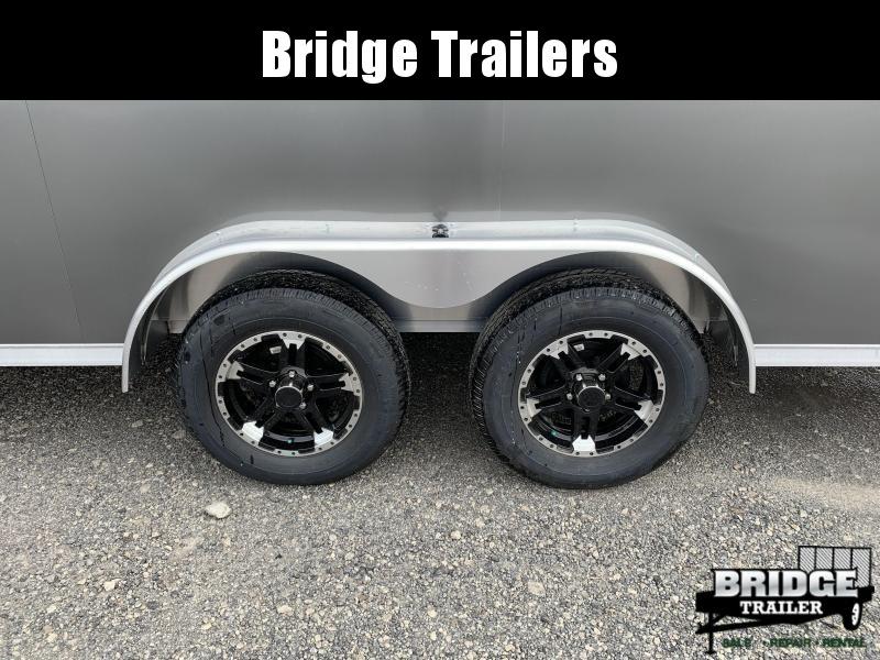 2022 NEO Trailers NASX2375TR (7.5' X 23') Snowmobile Trailer