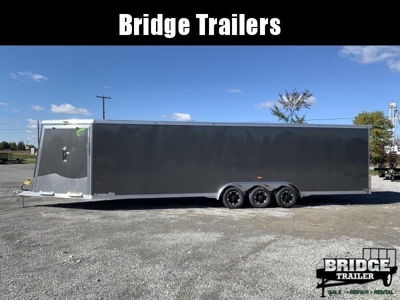 2022 NEO Trailers NASX3475TR6 (7.5' X 34') Snowmobile Trailer