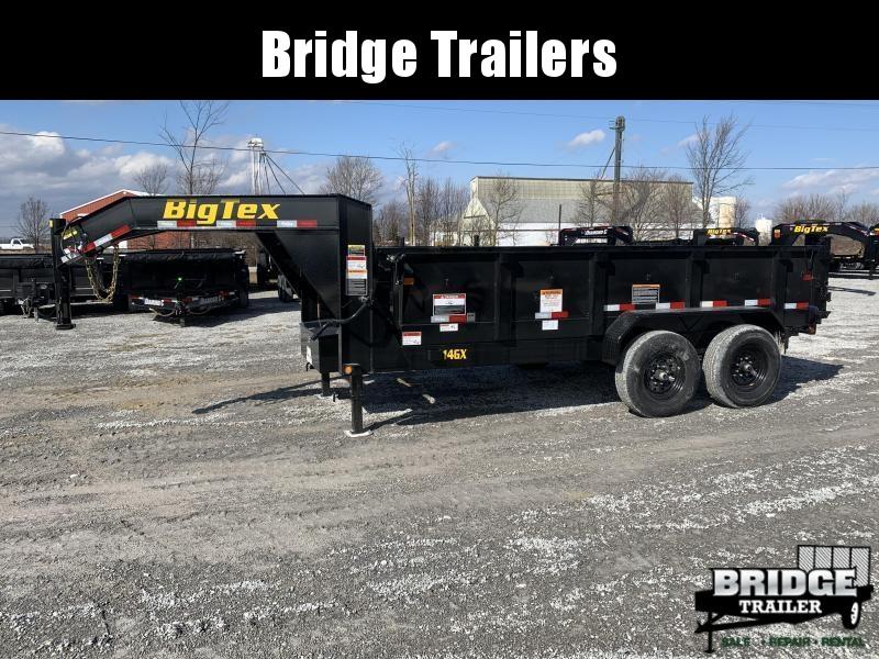 2022 Big Tex Trailers 14GX-14 Dump Trailer