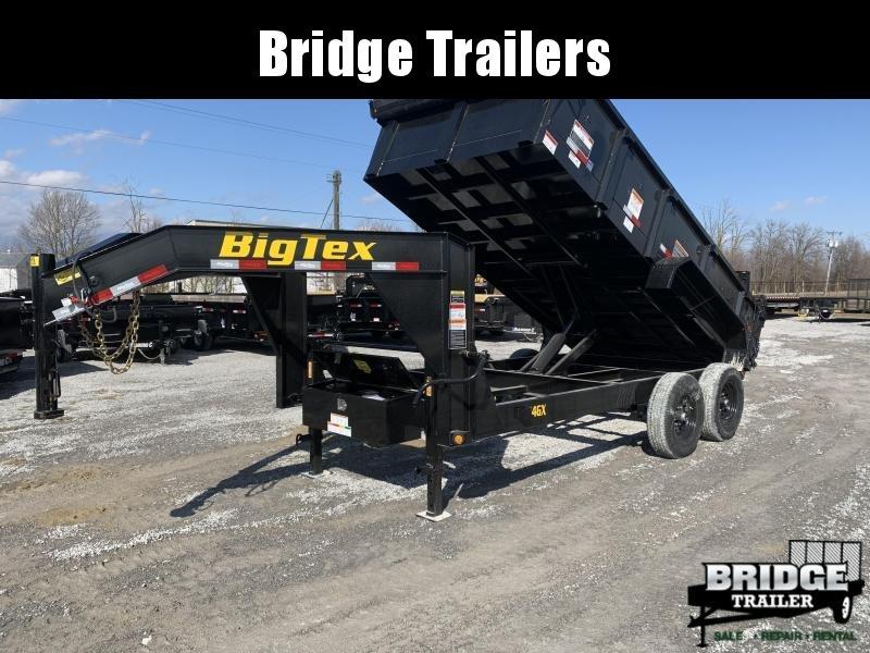 2022 Big Tex Trailers 14GX-16 Dump Trailer