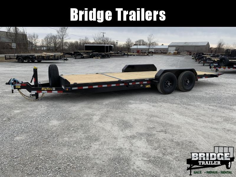 2022 Big Tex Trailers 14TL-22 Equipment Trailer