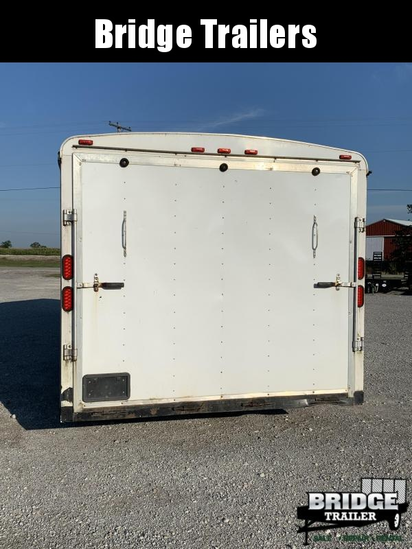 2004 Royal Cargo Trailers RSCT8.5X29TA3 (8.5' X 29') Enclosed Cargo Trailer