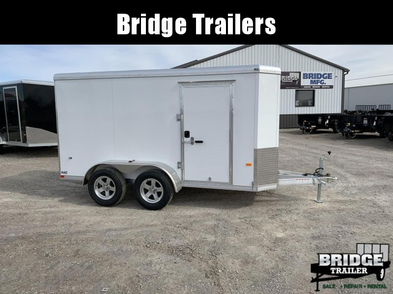 2021 NEO Trailers NAC126 6' X 12' Enclosed Cargo Trailer