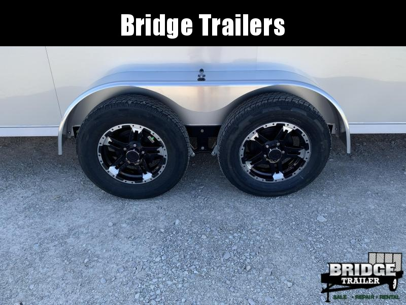 2022 NEO Trailers NAS227TR6 (7' X 22') Snowmobile Trailer