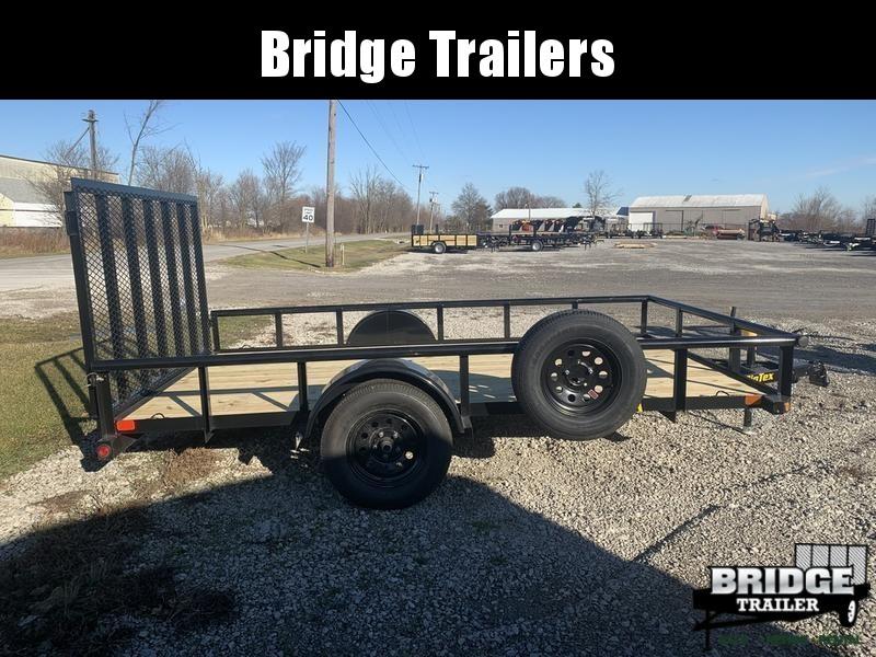 "2022 Big Tex Trailers 35SA-12X 83"" X 12' Utility Trailer"