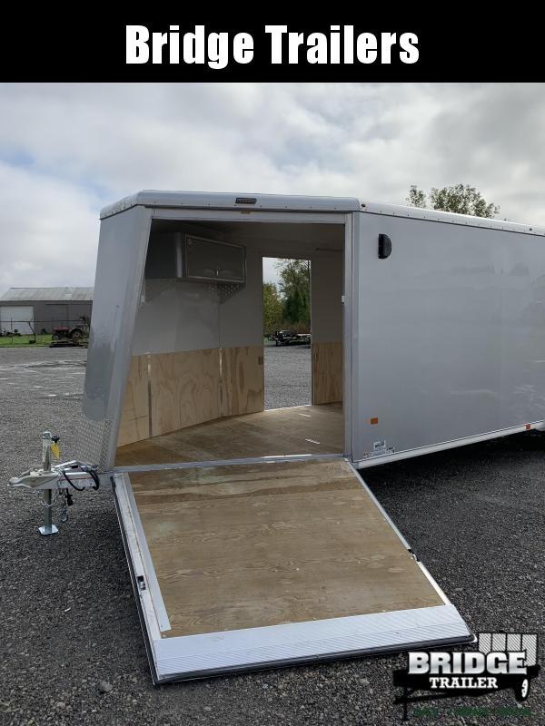2022 NEO Trailers NASX2975TR (7.5' X 29') Snowmobile Trailer