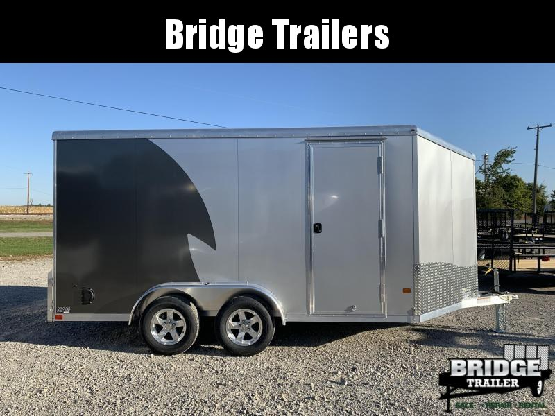 2022 NEO Trailers NAM1475TR (7.5' X 14') Motorcycle Trailer