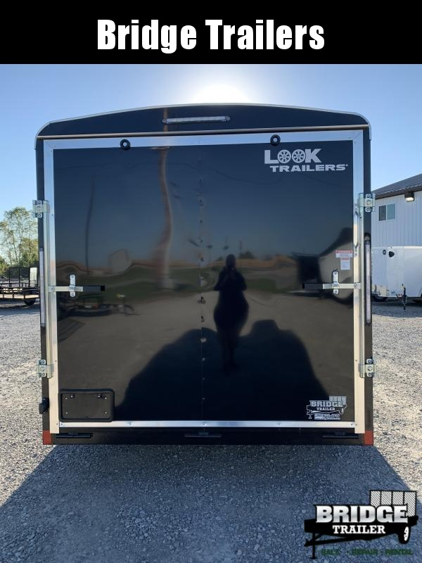 2022 Look Trailers LSCBC7.0X16TE2RD (7' X 16') Enclosed Cargo Trailer