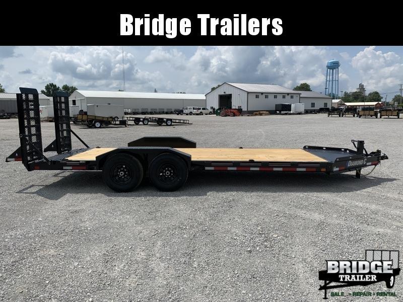"2022 Diamond C Trailers LPXL207L20X82 (20' X 82"") Equipment Trailer"