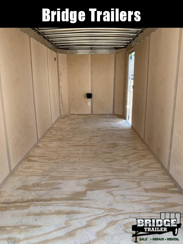 2021 NEO Trailers NAC167-6 (7' X 16') Enclosed Cargo Trailer