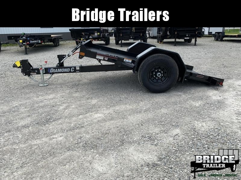 "2021 Diamond C Trailers DSA107L10X59 (59"" X 10') Equipment Trailer"