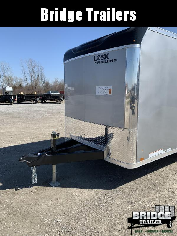 2021 Look Trailers LSCEA7.0X16TE3FD 7' X 16' Enclosed Cargo Trailer