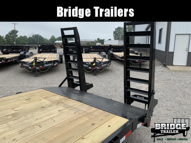 "2021 Rice Trailers 14K Magnum 82"" X 20' Equipment Trailers Equipment Trailer"