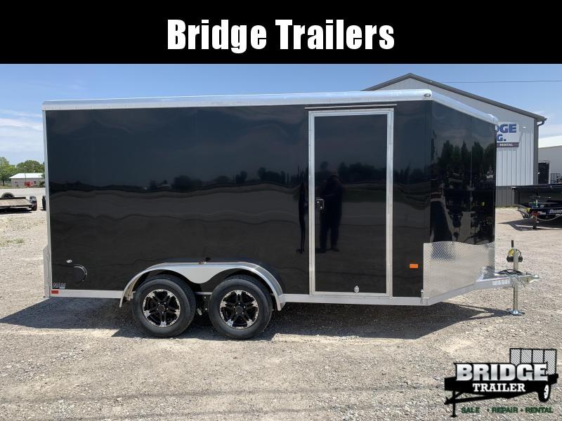 2022 NEO Trailers NAM147TR80 (7' X 14') Round Top / Slant Motorcycle Trailer Motorcycle Trailer