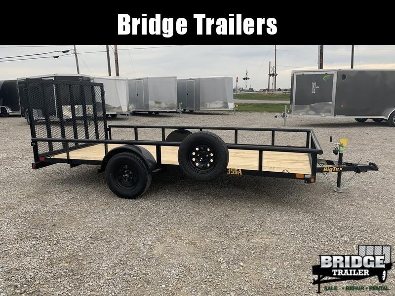 "2022 Big Tex Trailers 35SA-14X 83"" X 14' Utility Trailer"