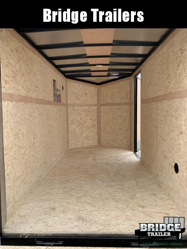 2022 Look Trailers LSCBB6.0X12SI2FF (6' x 12') Enclosed Cargo Trailer