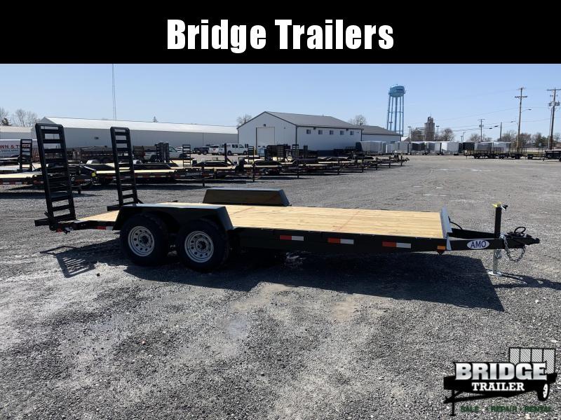 2021 AMO A9918CE - 18' 10000 lb Equipment Trailer