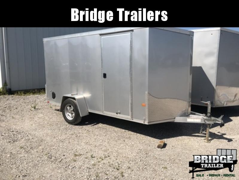 2018 NEO Trailers NAV126SF Flat Top Cargo Enclosed Cargo Trailer