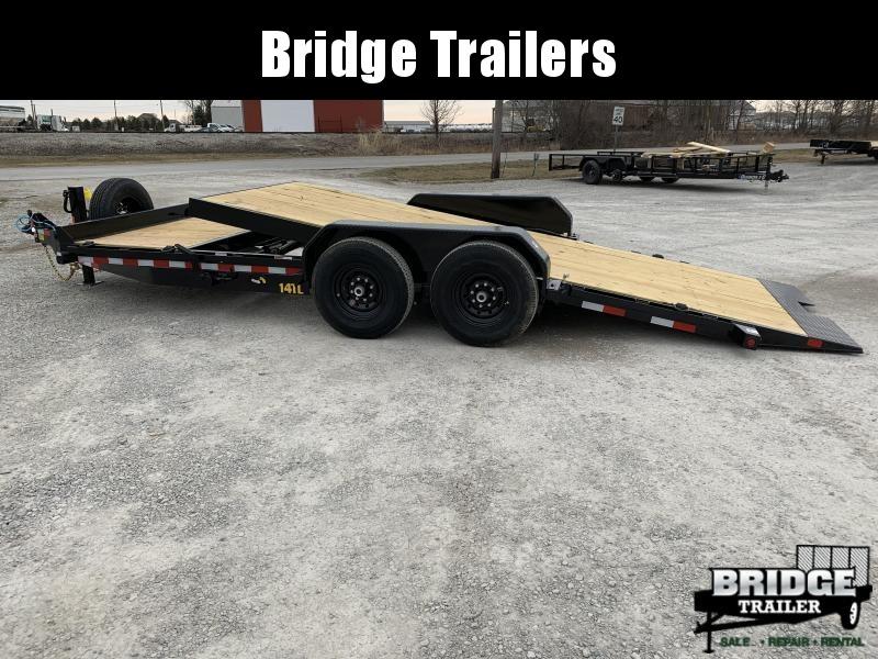 2021 Big Tex Trailers 14TL-20 Equipment Trailer