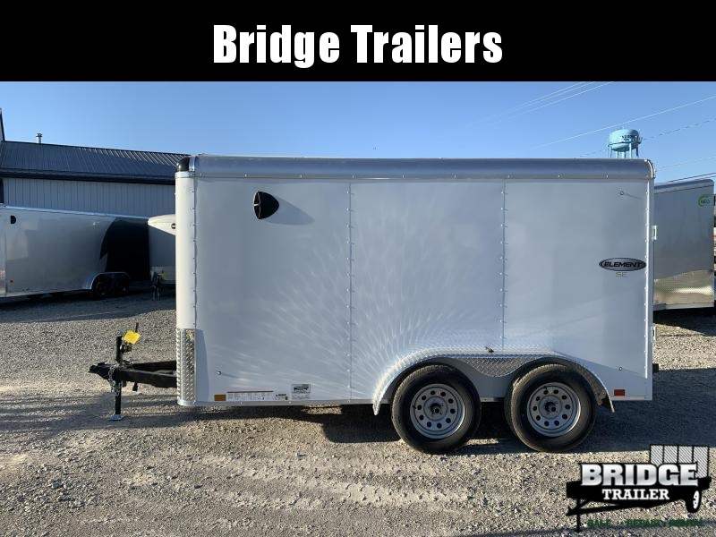 2022 Look Trailers LSCBC6.0X12TE2RD (6' X 12') Enclosed Cargo Trailer