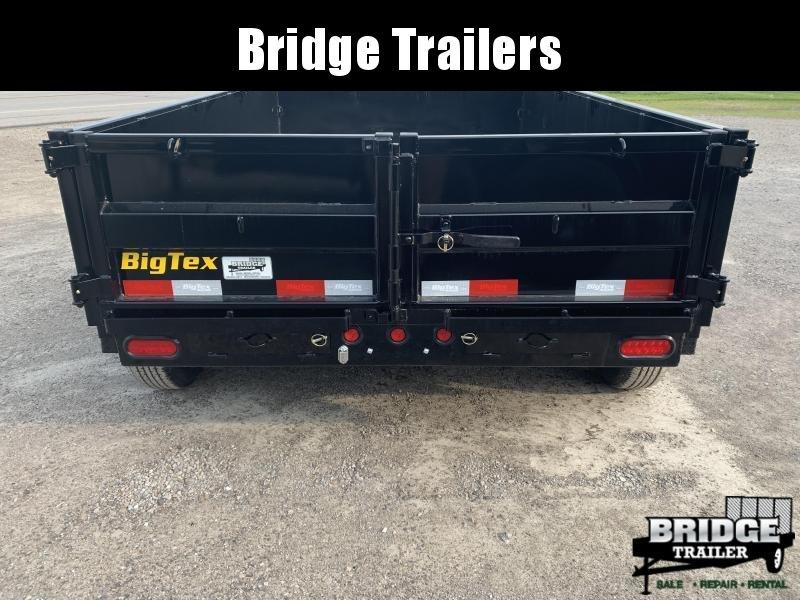 2022 Big Tex Trailers 90SR-10 Dump Trailer
