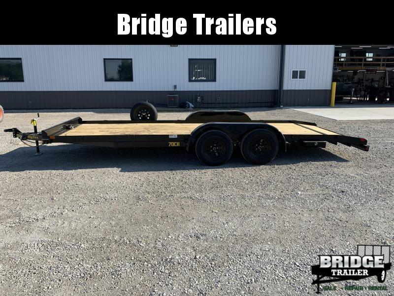 2021 Big Tex Trailers 70CH-20 Car / Racing Trailer