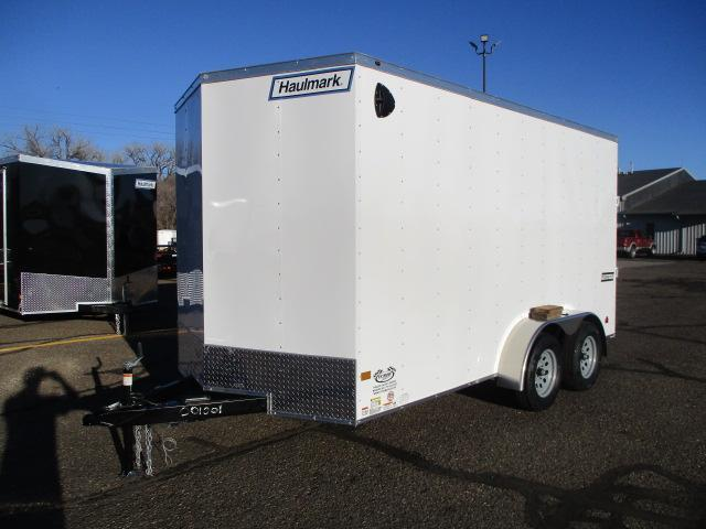 2021 Haulmark PP714T2-D Enclosed Cargo Trailer