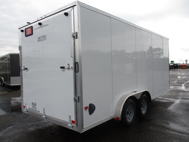 2022 EZ Hauler EZEC7.5X18 Enclosed Cargo Trailer