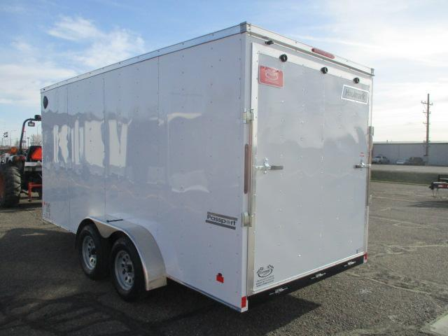 2021 Haulmark PP716T2-D Enclosed Cargo Trailer