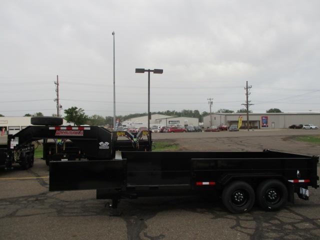 2021 Midsota HV821616K Dump Trailer