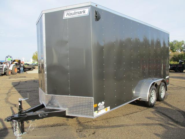 2022 Haulmark PP716T2-D Enclosed Cargo Trailer