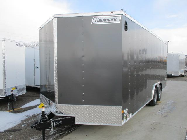 2021 Haulmark PP8520T3-D Enclosed Cargo Trailer