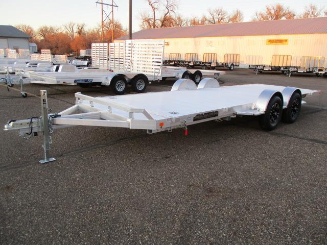 2020 Aluma 8220H-LP-TILT-TA-EL-R-RTD Car / Racing Trailer