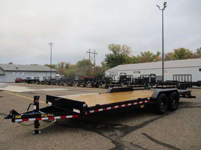 2022 Big Tex Trailers 14ET-22MR Equipment Trailer