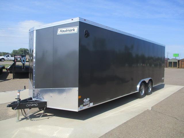 2020 Haulmark TSV8524T3 Enclosed Cargo Trailer