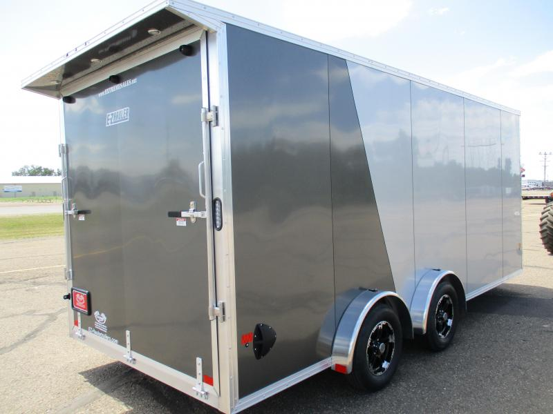 2021 EZ Hauler EZEC7.5X18 Enclosed Cargo Trailer